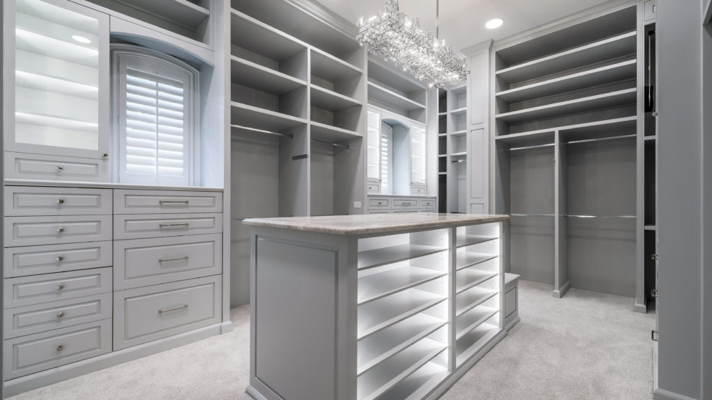 Preston Hollow Closet